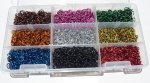 1/4 18g Jewelers Kit assortment with Organizing Case